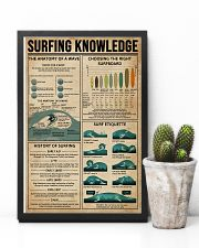Surfing Knowledge 11x17 Poster lifestyle-poster-8
