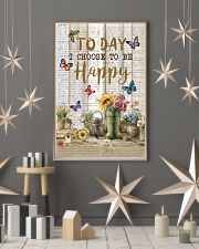 Pallet Garden Choose To Be Happy Butterfly 11x17 Poster lifestyle-holiday-poster-1
