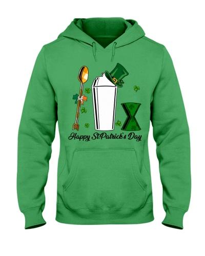 Bartender Happy St Patrick's Day