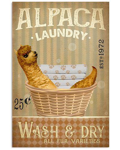 Laundry Alpaca