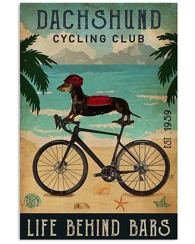 Cycling Club Dachshund
