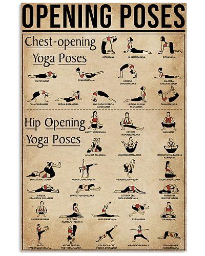 Opening Poses Yoga
