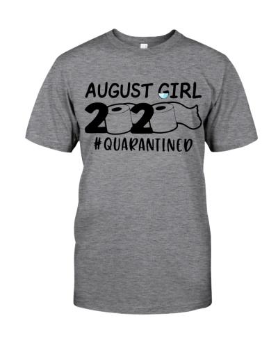 August Girls 2020 Quarantined