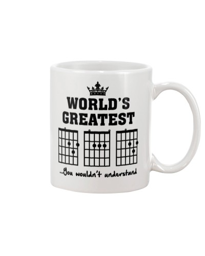 World Greatest Dad You Wouldnt Understand Musician