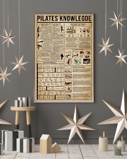 Pilates Knowlegde 11x17 Poster lifestyle-holiday-poster-1