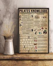 Pilates Knowlegde 11x17 Poster lifestyle-poster-3