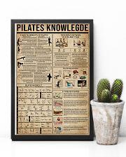 Pilates Knowlegde 11x17 Poster lifestyle-poster-8