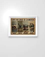 Life Is Like A Camera 24x16 Poster poster-landscape-24x16-lifestyle-02