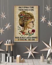 Once Upon A Time Blond Reading 11x17 Poster lifestyle-holiday-poster-1