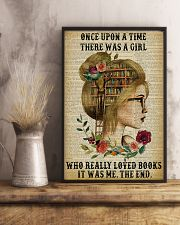 Once Upon A Time Blond Reading 11x17 Poster lifestyle-poster-3