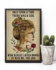 Once Upon A Time Blond Reading 11x17 Poster lifestyle-poster-8