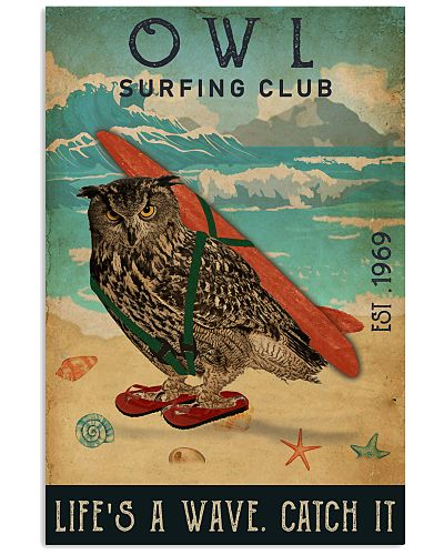 Surfing Club Owl