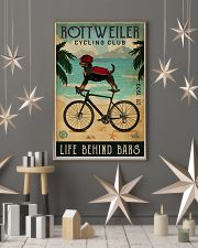 Cycling Club Rottweiler 11x17 Poster lifestyle-holiday-poster-1