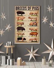 Breeds Of Pigs 11x17 Poster lifestyle-holiday-poster-1