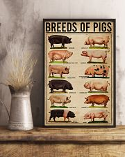Breeds Of Pigs 11x17 Poster lifestyle-poster-3