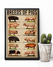 Breeds Of Pigs 11x17 Poster lifestyle-poster-8