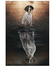German Shorthaired Pointer Believe In Yourself 11x17 Poster front