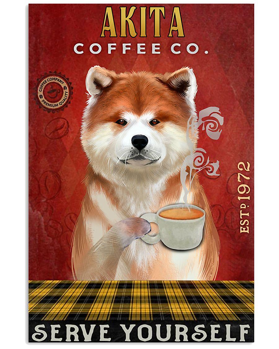 Coffee Company Akita 11x17 Poster