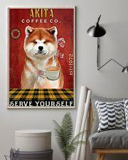 Coffee Company Akita 11x17 Poster lifestyle-poster-1