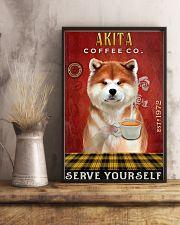 Coffee Company Akita 11x17 Poster lifestyle-poster-3