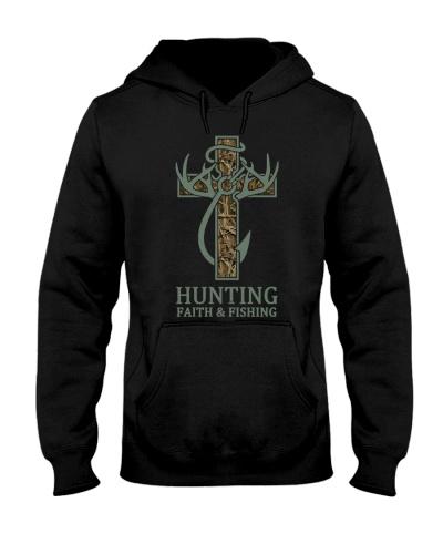 Hunting Faith Fishing