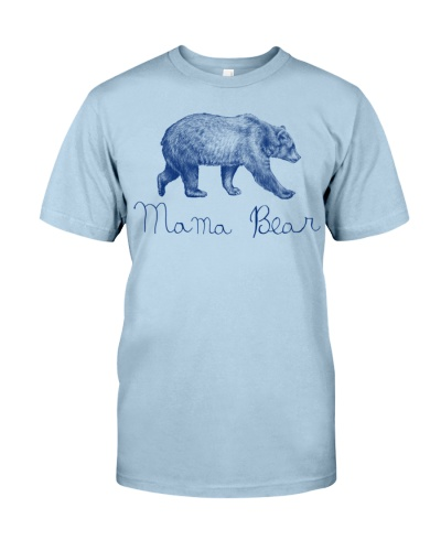 Handwriting Mama Bear