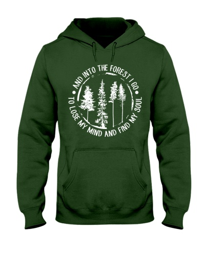 And The Forest I Go Camping
