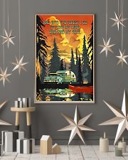 And Into The Forest Camping 11x17 Poster lifestyle-holiday-poster-1