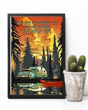 And Into The Forest Camping 11x17 Poster lifestyle-poster-8