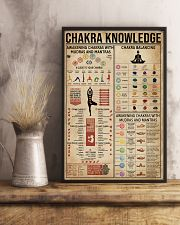 Chakra Knowledge 16x24 Poster lifestyle-poster-3