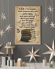 Dictionary Life Is Like A Books 11x17 Poster lifestyle-holiday-poster-1