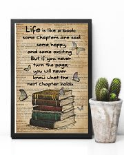 Dictionary Life Is Like A Books 11x17 Poster lifestyle-poster-8