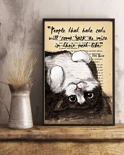 People That Hate Cats 11x17 Poster lifestyle-poster-3