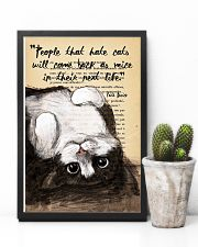 People That Hate Cats 11x17 Poster lifestyle-poster-8