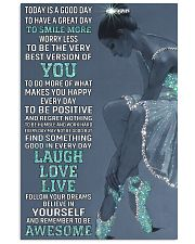 Today Is A Good Day Ballet 16x24 Poster front