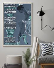 Today Is A Good Day Ballet 16x24 Poster lifestyle-poster-1