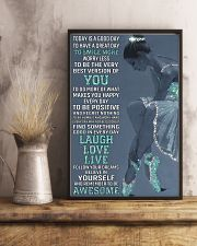 Today Is A Good Day Ballet 16x24 Poster lifestyle-poster-3