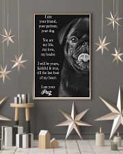 Pug Your Are My Life My Love 11x17 Poster lifestyle-holiday-poster-1