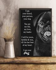 Pug Your Are My Life My Love 11x17 Poster lifestyle-poster-3
