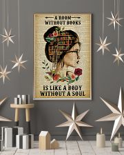 A Room Without Books Reading 11x17 Poster lifestyle-holiday-poster-1