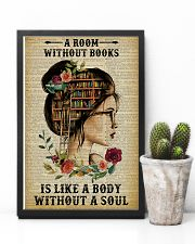 A Room Without Books Reading 11x17 Poster lifestyle-poster-8