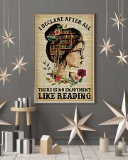 I Declare After All Reading 11x17 Poster lifestyle-holiday-poster-1