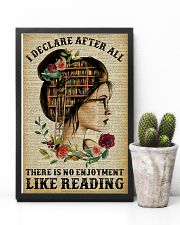 I Declare After All Reading 11x17 Poster lifestyle-poster-8