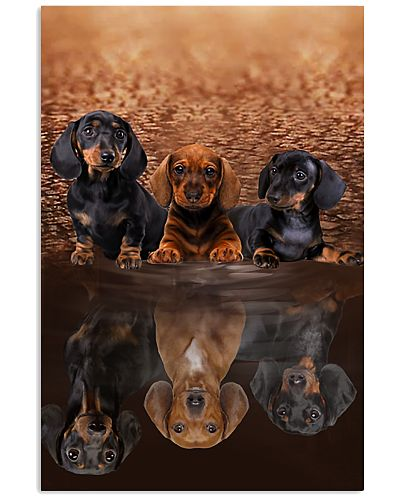 Dachshund Squad Believe In Yourself