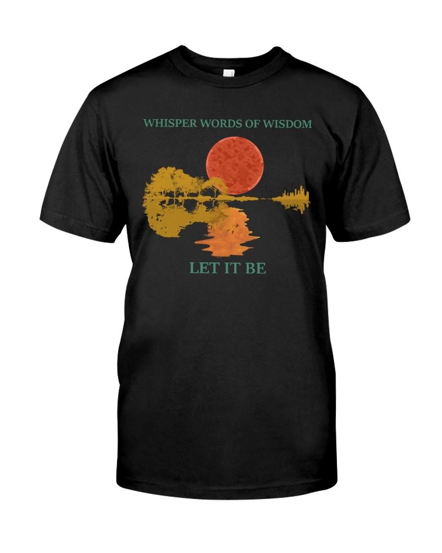Hippie Shirt - On Sale Classic T-Shirt
