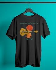 Hippie Shirt - On Sale Classic T-Shirt lifestyle-mens-crewneck-front-3