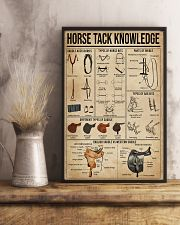 Horse Tack Knowledge 11x17 Poster lifestyle-poster-3
