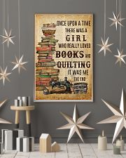 Once Upon A Time Reading Quilting 11x17 Poster lifestyle-holiday-poster-1