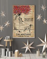 Dictionary Girl Once Upon Dalmatian 11x17 Poster lifestyle-holiday-poster-1