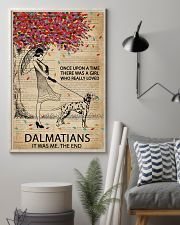 Dictionary Girl Once Upon Dalmatian 11x17 Poster lifestyle-poster-1